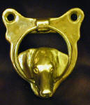 Saluki (smooth) Door Knocker