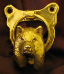 Smaoyed Small Door Knocker