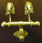 Icelandic Horse Duet Door Knocker