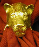 Lioness Napkin Ring