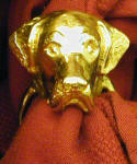 Chessie Napkin Ring