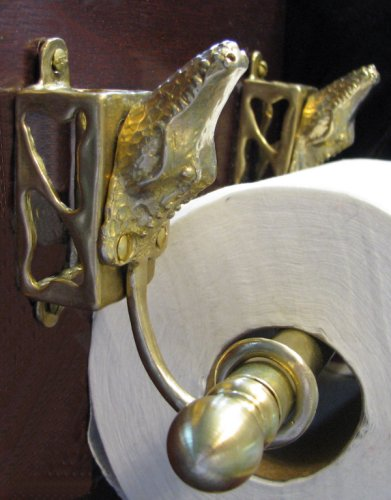 Animal toilet paper holder page 1 Animal toilet paper holder