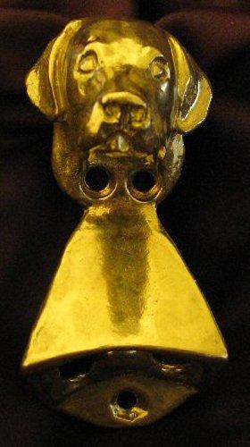 LABRADOR RETRIEVER Wall Mounted Bottle Opener in Bronze | eBay