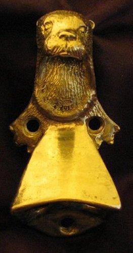 RIVER OTTER Wall Mounted Bottle Opener in Bronze | eBay