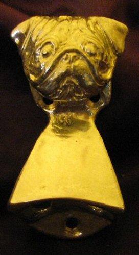 PUG Wall Mounted Bottle Opener in Bronze | eBay