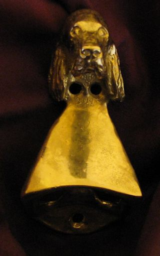 ENGLISH SETTER Bottle Opener in Bronze